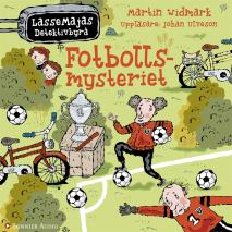 Cover for Fotbollsmysteriet