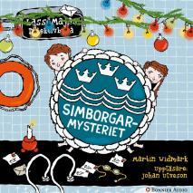 Cover for Simborgarmysteriet
