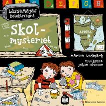 Cover for Skolmysteriet