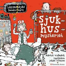 Cover for Sjukhusmysteriet