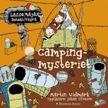 Cover for Campingmysteriet