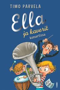Cover for Ella ja kaverit konsertissa