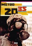 Cover for Metro 2035