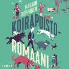 Cover for Koirapuistoromaani