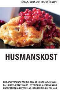 Omslagsbild för Pocketkokboken : Husmanskost