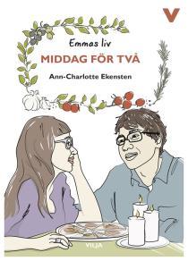 Cover for Emmas liv - Middag för två