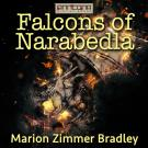 Cover for Falcons of Narabedla