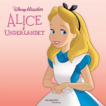 Cover for Alice i Underlandet