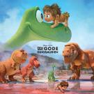 Bokomslag för Den gode dinosaurien