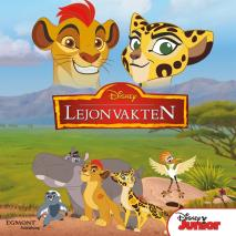 Omslagsbild för Lejonvakten