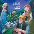 Omslagsbild för Frost - En modig början