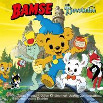 Cover for Bamse och Tjuvstaden