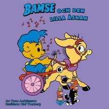 Omslagsbild för Bamse och den Lilla Åsnan