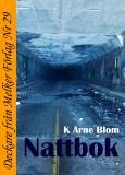 Omslagsbild för Nattbok