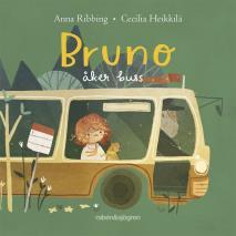 Omslagsbild för Bruno åker buss