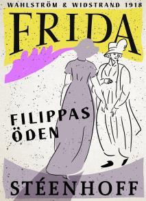 Cover for Filippas öden