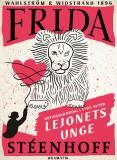 Omslagsbild för Lejonets unge : Nutidsskildring i fyra akter