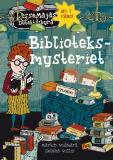 Cover for Biblioteksmysteriet