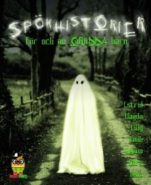 Omslagsbild för Spökhistorier för och av orädda barn