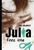 Omslagsbild för Julia finns inte