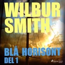 Cover for Blå horisont del 1