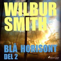 Cover for Blå horisont del 2