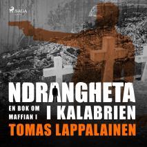 Omslagsbild för Ndrangheta - en bok om maffian i Kalabrien
