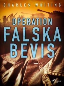 Cover for Operation Falska bevis