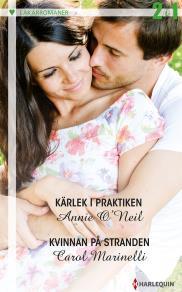 Cover for Kärlek i praktiken/Kvinnan på stranden