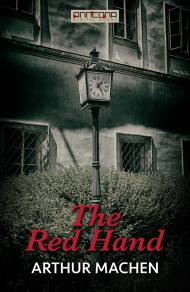 Cover for The Red Hand
