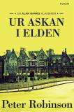 Cover for Ur askan i elden : En Alan Banks deckare