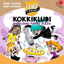 Cover for Kokkiklubi - Maailman paras pizza