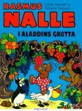Omslagsbild för Rasmus Nalle – i Aladdins grotta