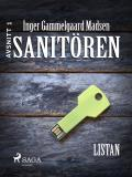 Omslagsbild för Sanitören 1: Listan