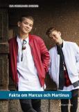 Omslagsbild för Fakta om Marcus och Martinus