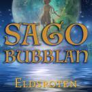 Omslagsbild för Sagobubblan : Eldsroten