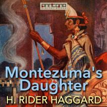 Omslagsbild för Montezuma's Daughter