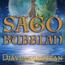Omslagsbild för Sagobubblan : Djävulsgrottan