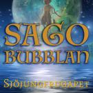 Omslagsbild för Sagobubblan : Sjöjungfrugapet