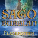 Omslagsbild för Sagobubblan : Flaskposten