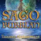 Omslagsbild för Sagobubblan : Tigerns förbannelse