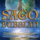 Omslagsbild för Sagobubblan : Constancias rike ligger öde