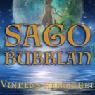 Omslagsbild för Sagobubblan : Vindens hemlighet