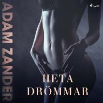 Cover for Heta drömmar