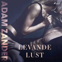 Cover for Levande lust