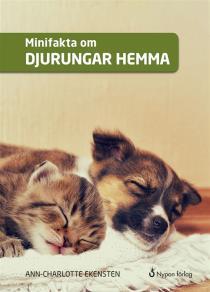Omslagsbild för Minifakta om djurungar hemma