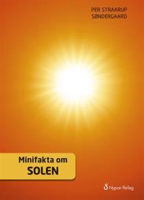 Omslagsbild för Minifakta om solen