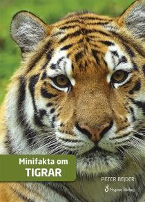 Omslagsbild för Minifakta om tigrar