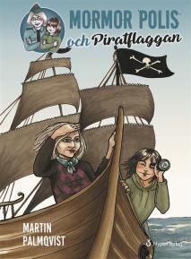 Omslagsbild för Mormor polis och piratflaggan