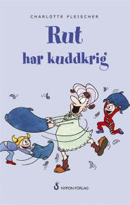 Omslagsbild för Rut har kuddkrig